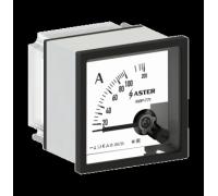 Амперметр AMP-771 400/5А (трансформаторный) класс точности 1,5