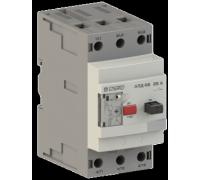 Автоматический выключатель защиты двигателя  АПД-08 In=64A Ir=40-63A