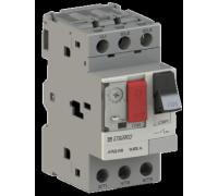 Автоматический выключатель защиты двигателя  АПД-03 In=1 A Ir=0,63-1 A