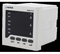 Амперметр цифровой однофазный AMD-991 0-9999А (трансформаторный)